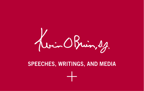 speeches writings and media icon